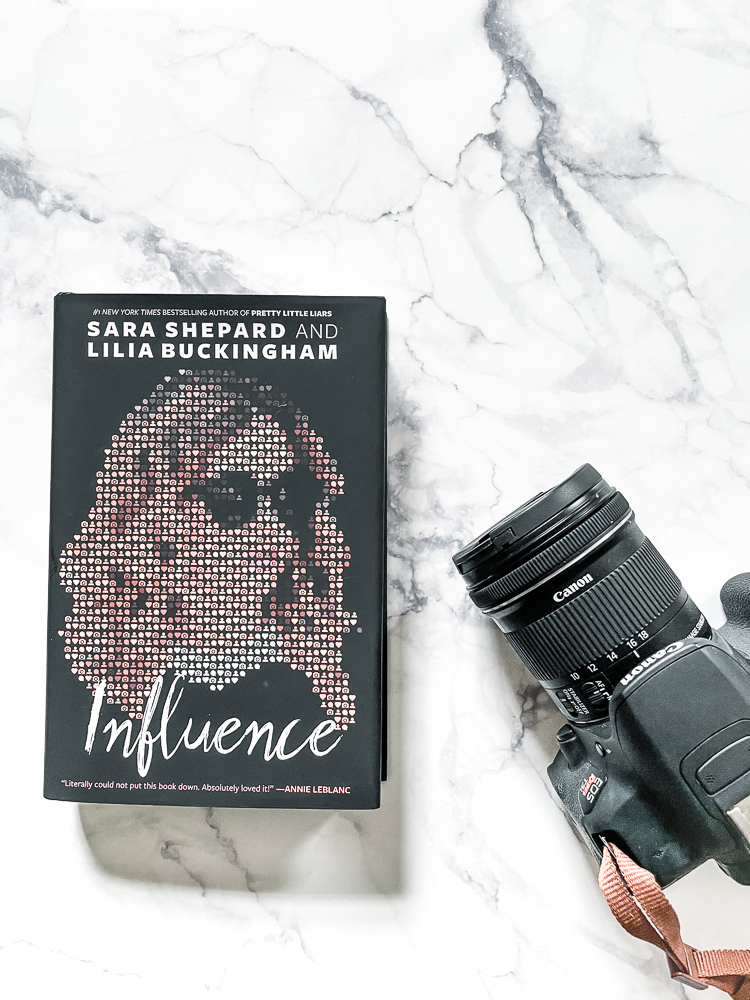 Influence by Sara Shepard and Lilia Buckingham | Audiobook Review