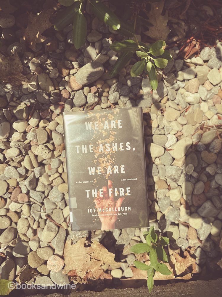 We Are The Ashes, We Are The Fire by Joy McCullough | Book Review