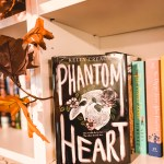 When I saw Kelly Creagh was coming out withPhantom Heart, I was SO excited. After all, I loved Nevermore. Alas, I did not love this one.