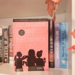 There is SO much to love about Lily Anderson'sThe Throwback List. I loved the list aspect and how Jo went about achieving different items.