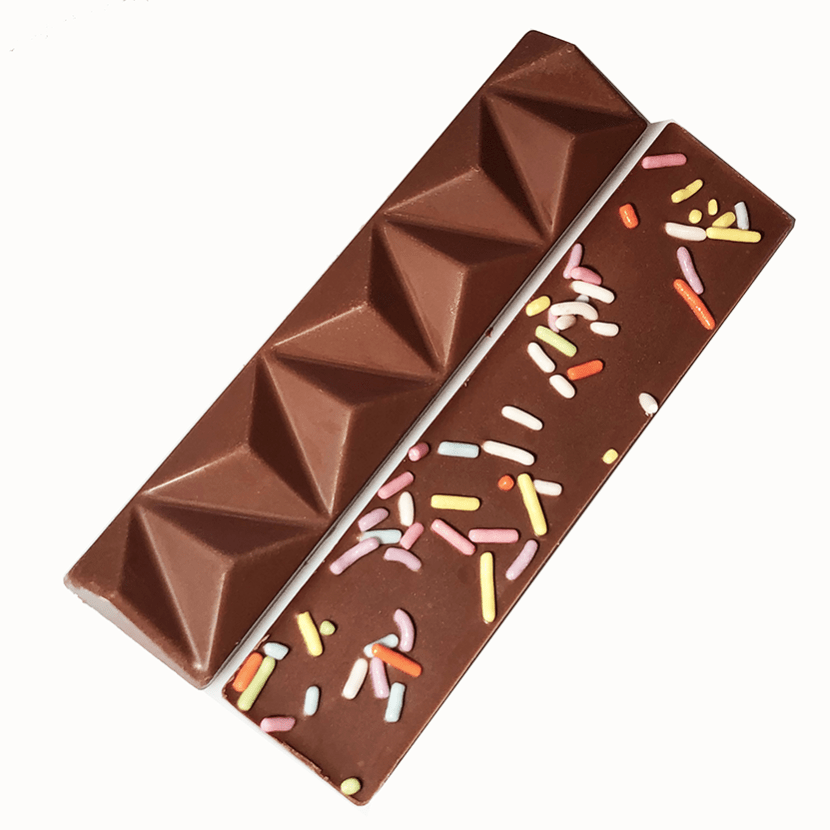 Milk Chocolate Microdose Bars
