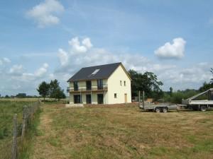 Maison Passive Juillet 2010