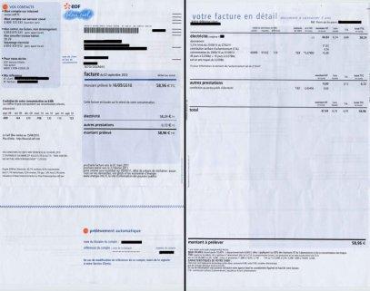 Facture EDF composite-kWh