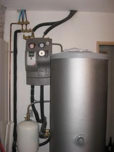 Chauffe eau solaire - économie de kWh