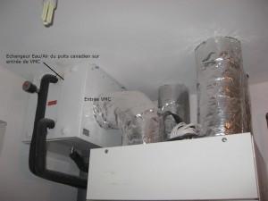 Ventilation maison passive VMC double flux et puits canadien