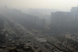 Smog transport automobile