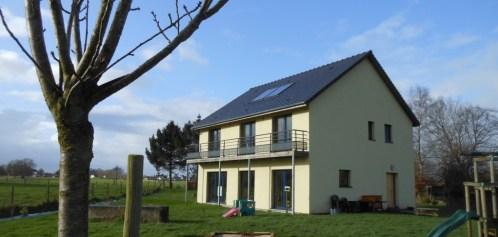 Maison Passive en Normandie