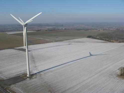 Centrale éolienne de Sallen