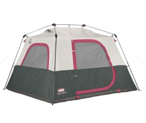 Coleman Waterproof 6 Person Instant Tent Review