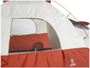 coleman red canyon tent reviews