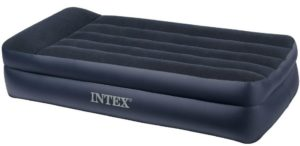 Intex Twin Pillow Rest Raised Airbed Review
