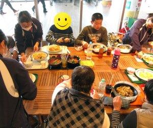【ぽらりすディ】お誕生日会&外食レクリエーション