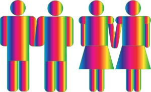 same-sex graphic