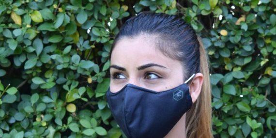 mondmaskers testsamenleving gevaar