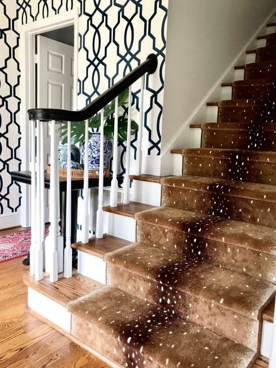 Add Different And Elegant Touch To Your House A Carpet Stair   Small Carpet For Stairs   Stair Case   Carpet Runners   Stair Tread   Berber Carpet   Hardwood