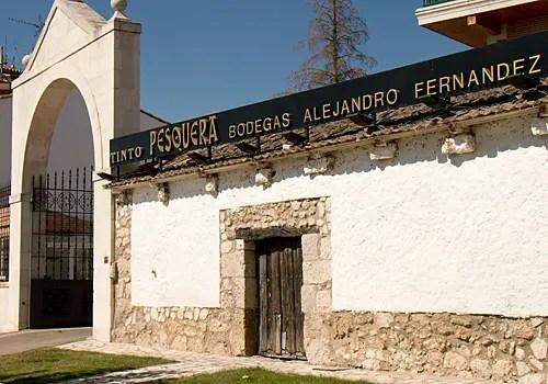 image of a Ribera del Duero Bodega