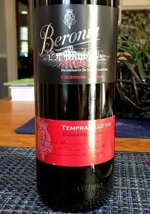 Beronia 2008