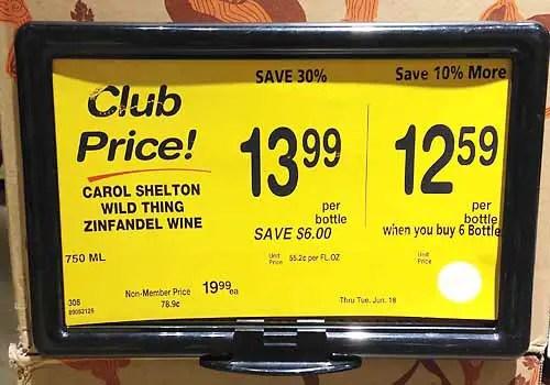 bargain wine sleuthing