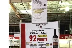 The Norton at Costco