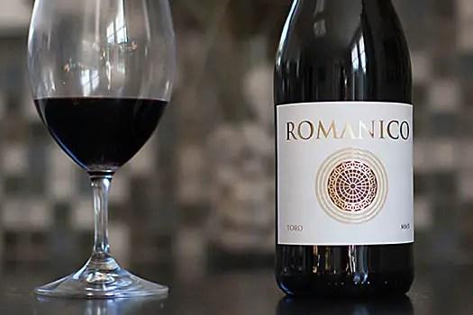 image of Romanico wine