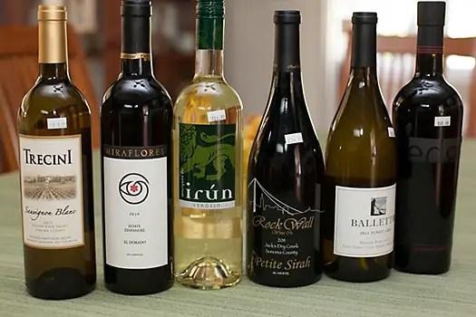 wines bottle barn