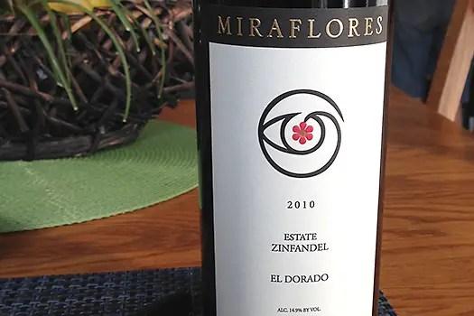 image of Miraflores Zinfandel