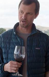 Andrew Murray and his Syrah