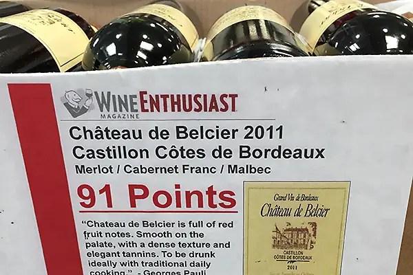 Chateau de Belcier 2011