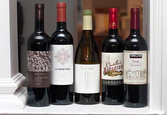 spanish wines bargains