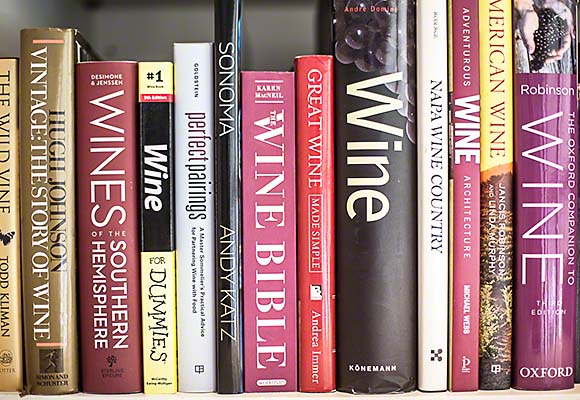 which wine books are best