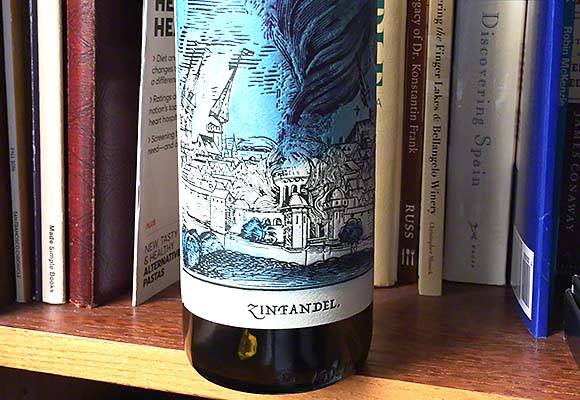 The 2014 Force of Nature Zinfandel