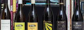 Local wines at Paso Robles Albertsons Market