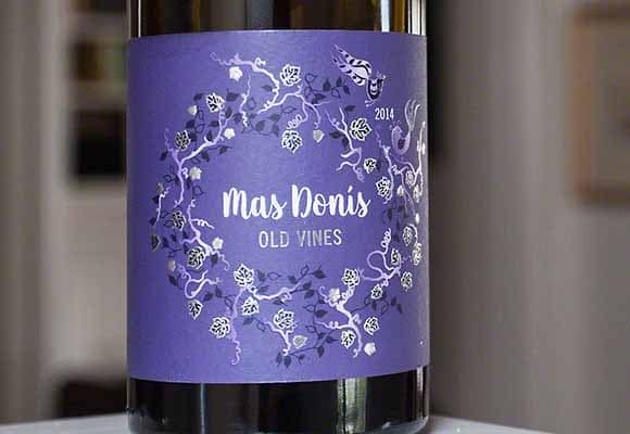 Mas Donis Old Vines - Montsant region of Spain