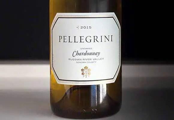 Pellegrini unoaked Chardonnay