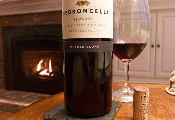 Pedroncelli Dry Creek Zinfandel Mother Clone