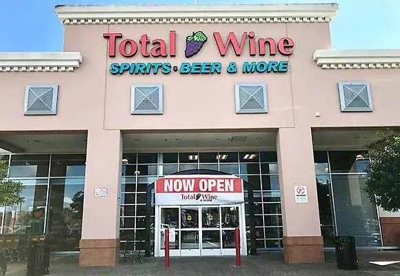 Total Wines San Matoe