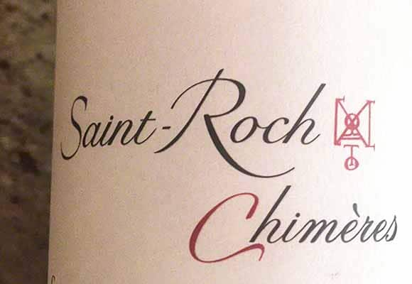 2015 Saint-Roch Chimeres