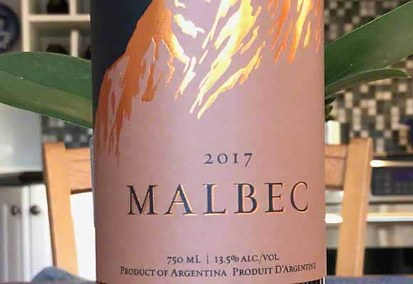 Kirkland Signature Malbec from Mendoza