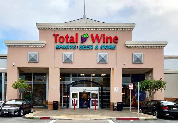 BevMo or Total Wine