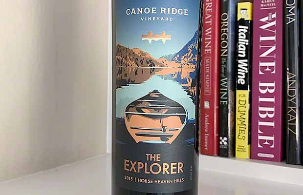 canoe ridge explorer red blend