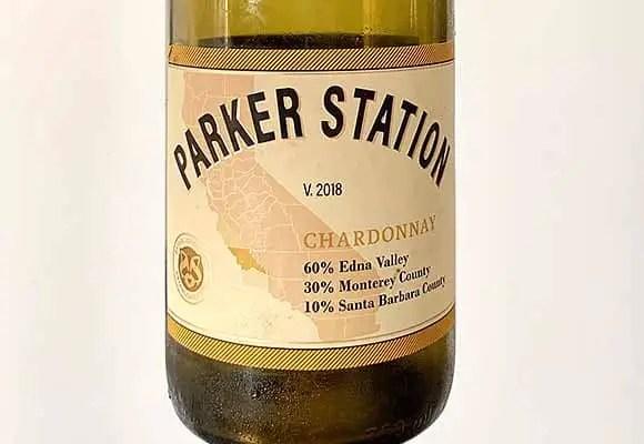 2018 Parker Station Chardonnay