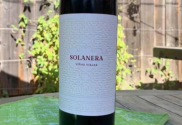 Solanera Vinas viegas