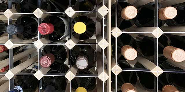 how is your wine cellar