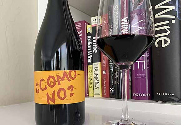 Como No? A Petite Sirah from Stags Leap AVA