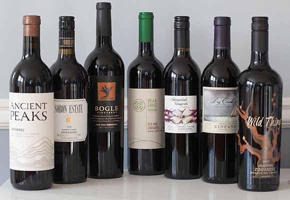 Zinfandel time and recommended wines