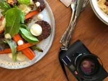 @_partandparcel_ - Carrot falafel