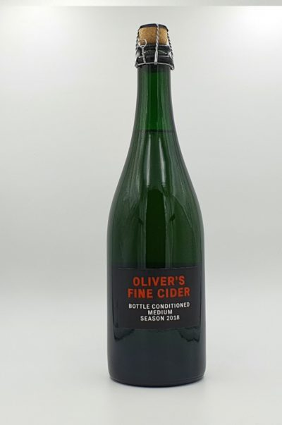 Oliver's – Bottle Conditioned Medium (Season 2018) – Reviewed