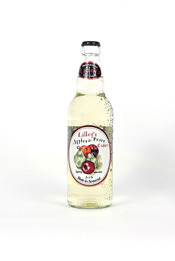 Lilley's Cider – Apples and Pears – Reviewed