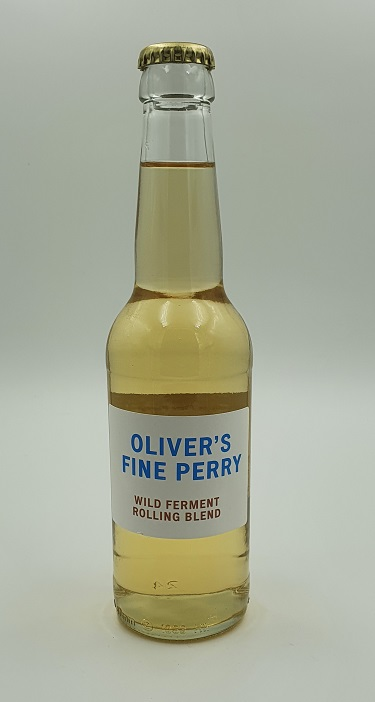 Oliver's – Fine Perry (Wild Ferment, Rolling Blend) – Reviewed