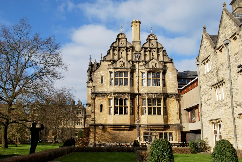 A sunny day in Oxford (3/6)